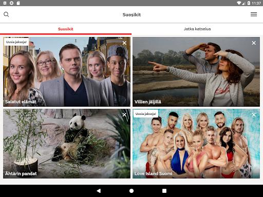 mtv Suomi android2mod screenshots 12