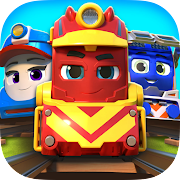 Mighty Express - Play & Learn with Train Friends