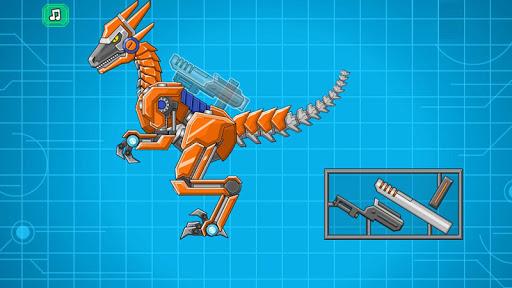 Robot Raptors Toy War 3.3 screenshots 1