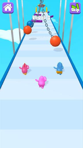 Battle Race - Funny Run  screenshots 1