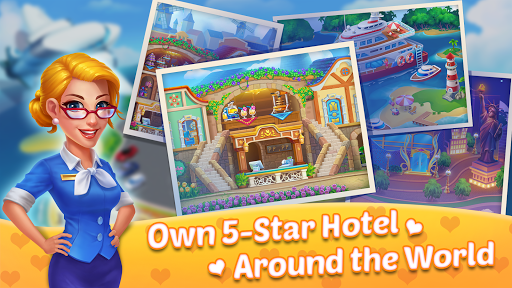 Hotel Decor: Hotel Manager, Home Design Games screenshots 15