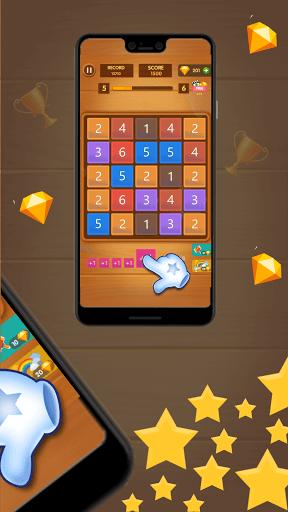 Merge Digits - Puzzle Game 1.0.3 screenshots 3