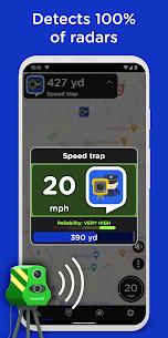 Radarbot Free: Speed Camera Detector & Speedometer 2