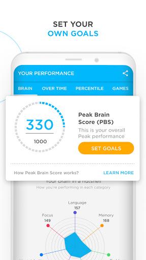 Peak u2013 Brain Games & Training 4.7.0 Screenshots 3