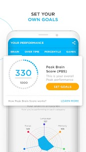 Peak – Brain Games & Training (MOD APK, Pro) v4.11.0 3
