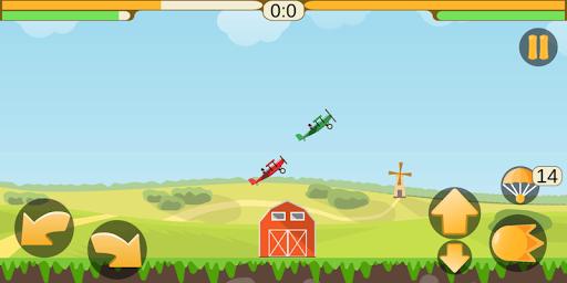 Hit The Plane - Bluetooth Multiplayer apkslow screenshots 2