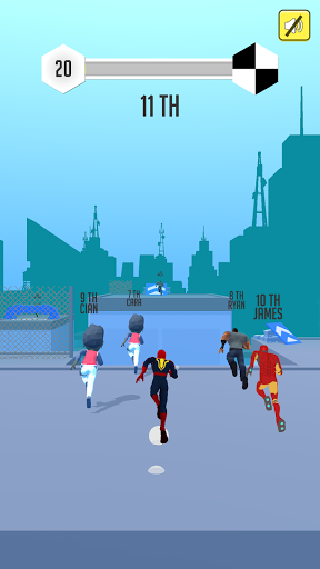 Spider Heroes Parkour 3.1 screenshots 1