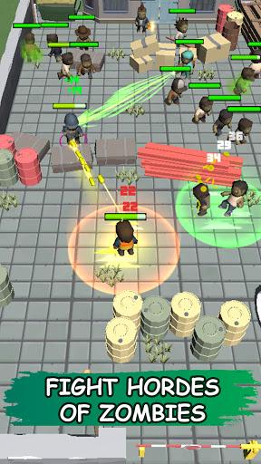Télécharger Archer Memoirs: Zombie Survival RPG Shooter APK MOD (Astuce) screenshots 1