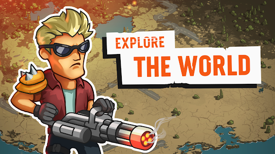 Camp Defense Mod Apk (Unlimited Currency) 3