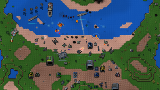 Rusted Warfare - RTS Strategy 1.14 screenshots 2