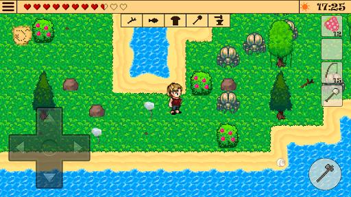 Survival RPG - Lost treasure adventure retro 2d android2mod screenshots 24