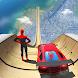 Spider Superhero Car Stunts: カースタントレーシング - レースゲームアプリ