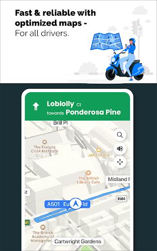 GPS Live Navigation, Maps, Directions and Explore  Screenshots 12