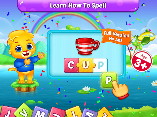 ABC Spelling - Spell & Phonics 1.3.4 screenshots 8