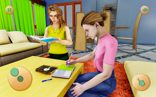 Dream Mother Simulator: Happy Family Life Games 3D screenshots 7