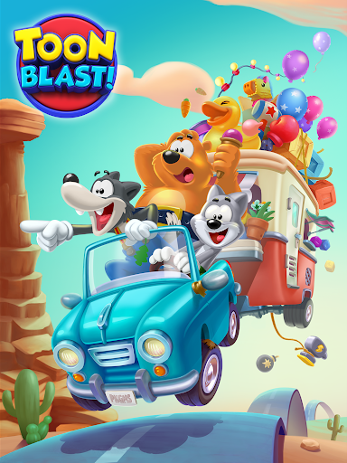 Toon Blast screenshots 14