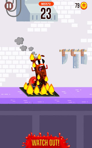 Run Sausage Run!  screenshots 2