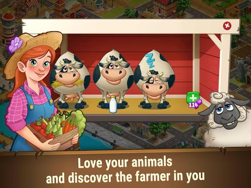 Farm Dream - Village Farming Sim modavailable screenshots 8