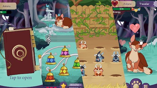 Amaru: The Self-Care Virtual Pet apkdebit screenshots 8
