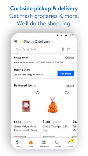 Walmart Shopping & Grocery 20.36.1 Screenshots 4