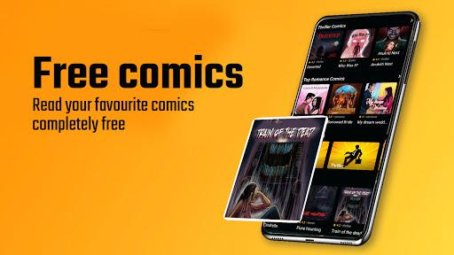 Free Comics - Pratilipi Comics apktram screenshots 1