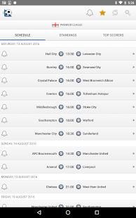 Football Live Scores 1900.0 Screenshots 12