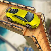 Mega Ramp Car Stunts : Car Stunt Driving Games