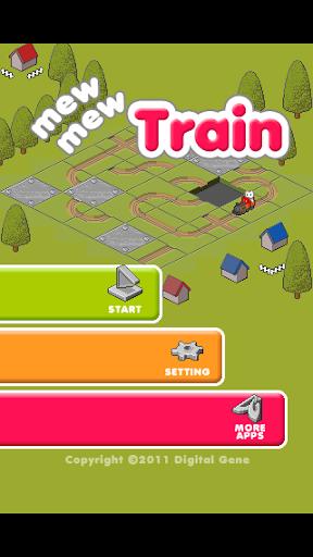 mew mew Train  screenshots 8