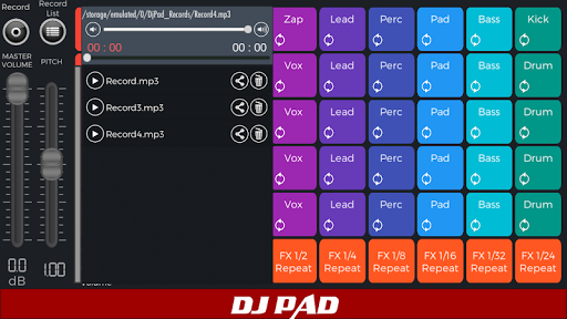 DJ PADS - Become a DJ  screenshots 3