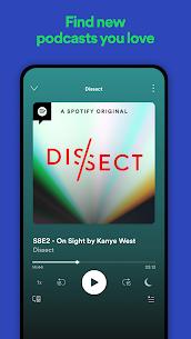 Spotify Premium Mod Apk 8.6.62.197 Unlimited Music Free Download 7