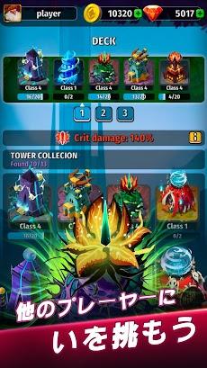 ランダムクラッシュ: 魔法  戦略 ゲーム (Random Clash) タワーディフェンスのおすすめ画像2