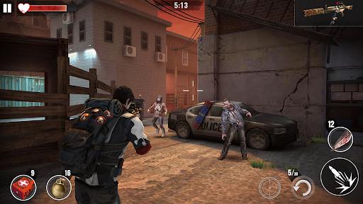 ZOMBIE HUNTER: Offline Games apktram screenshots 5