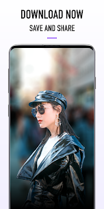 Blur Photo Editor Mod Apk Blur Background Photo Effects (Pro Features Unlocked) 5
