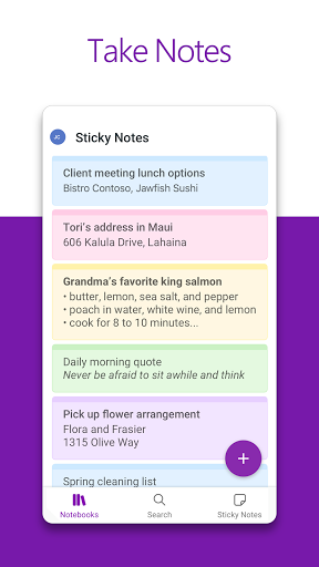 Image of Microsoft OneNote: Save Ideas and Organize Notes 16.0.13901.20176 2