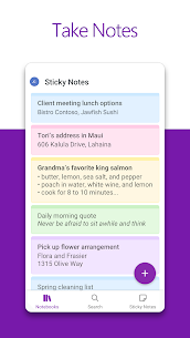 Microsoft OneNote: Save Ideas and Organize Notes 2