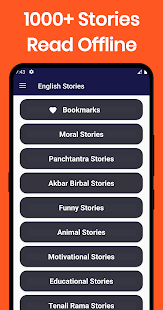 English Stories Offline with Audio
