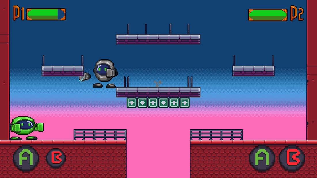PunchBots: Unusual robots fight screenshot 2
