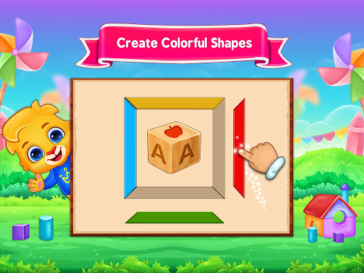 Colors & Shapes - Kids Learn Color and Shape 1.2.9 Screenshots 14