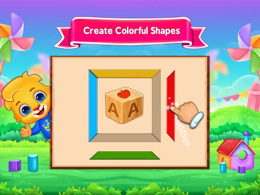 Colors & Shapes - Kids Learn Color and Shape screenshots 22