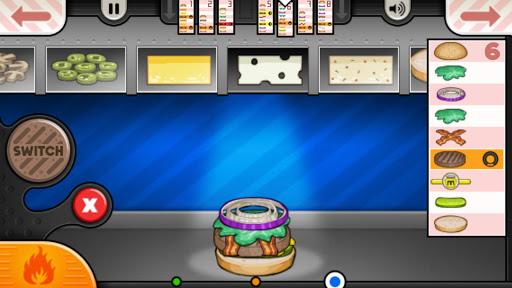 Papa's Burgeria To Go! Apkfinish screenshots 4