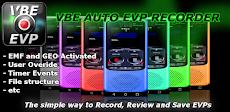 VBE AUTO EVP RECORDERのおすすめ画像1