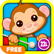 Baby Piano games for 2 year olds Toddler Kids LITE