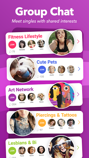 Clover Dating App  Screenshots 7