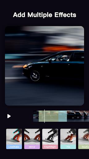 Video Editor, Movie Maker & Video Effect- LanMe screenshots 3