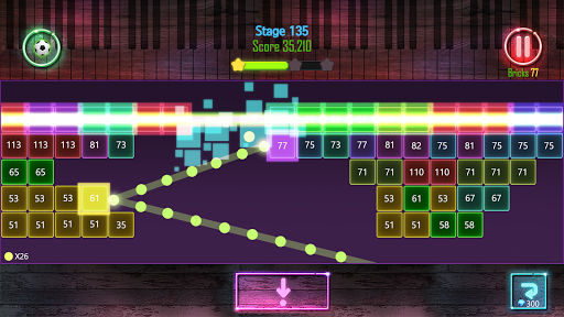 Bricks Breaker - Melody Balls 1.0.53 screenshots 3
