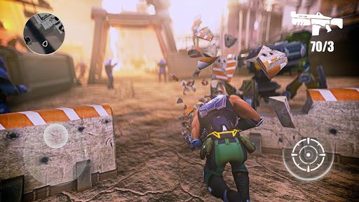 Evolution 2: Battle for Utopia. Action games apktreat screenshots 2