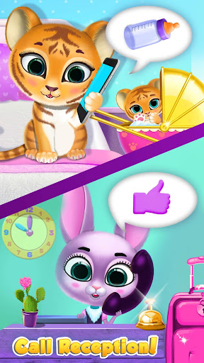 Kiki & Fifi Pet Hotel u2013 My Virtual Animal House android2mod screenshots 7