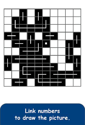 FCross Link-A-Pix puzzles 252 screenshots 6