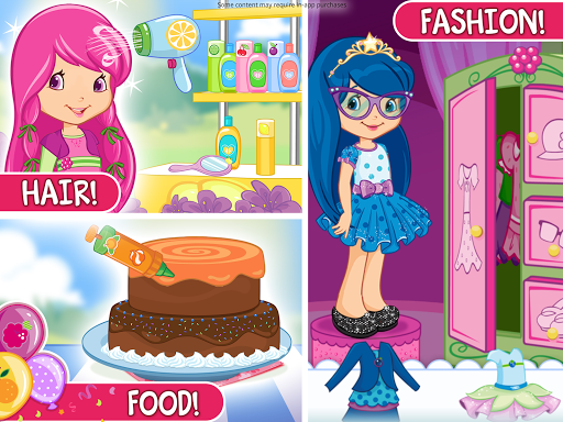 Strawberry Shortcake Berryfest Party 1.8 screenshots 9