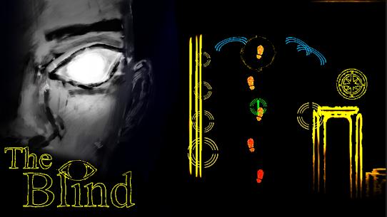 The Blind : Horror maze Survival MOD APK 0.9 (Unlimited Souls) 1